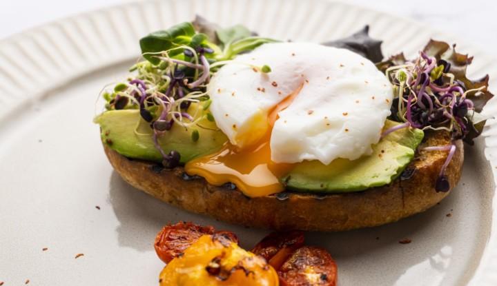Tökéletes buggyantott tojás - Startlap