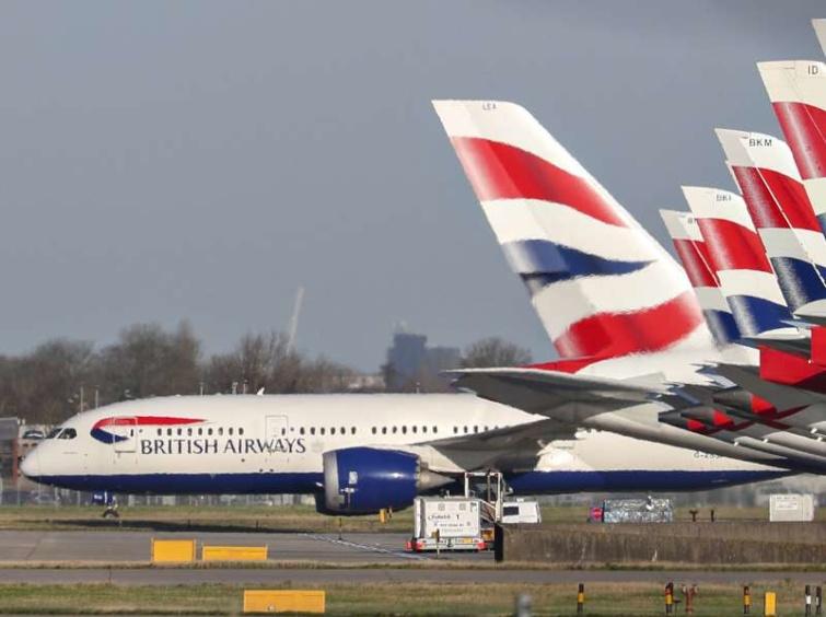 British Airways légitársaság