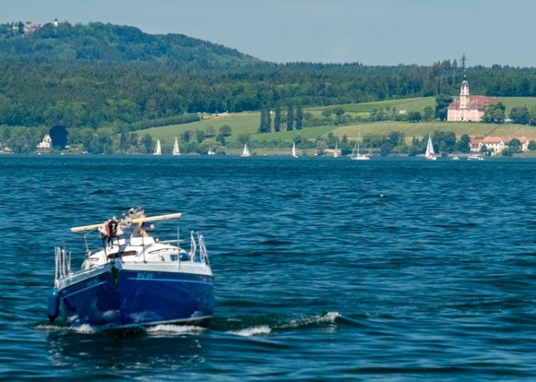 egyetlen gyermek szabadság bodeni- tó