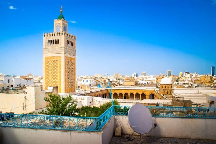 Tunisz, Tunézia