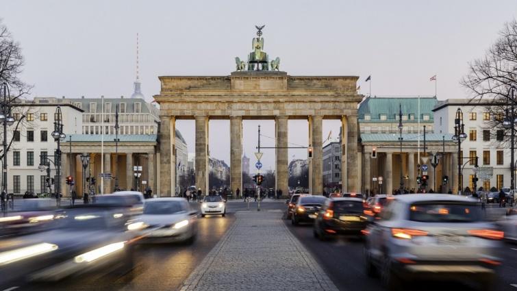 Berlin utazás