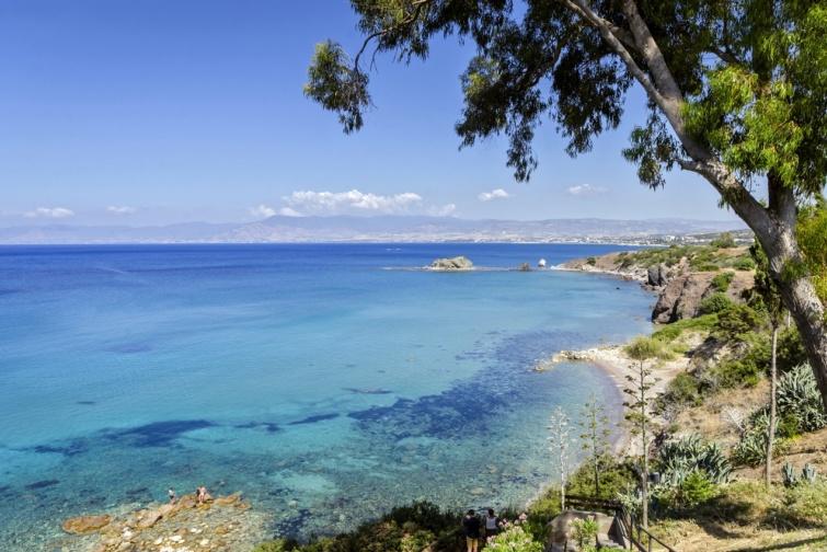 Afrodité sziklái CIpruson