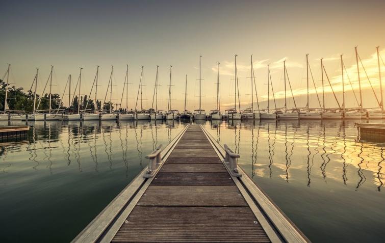 balaton kikötő