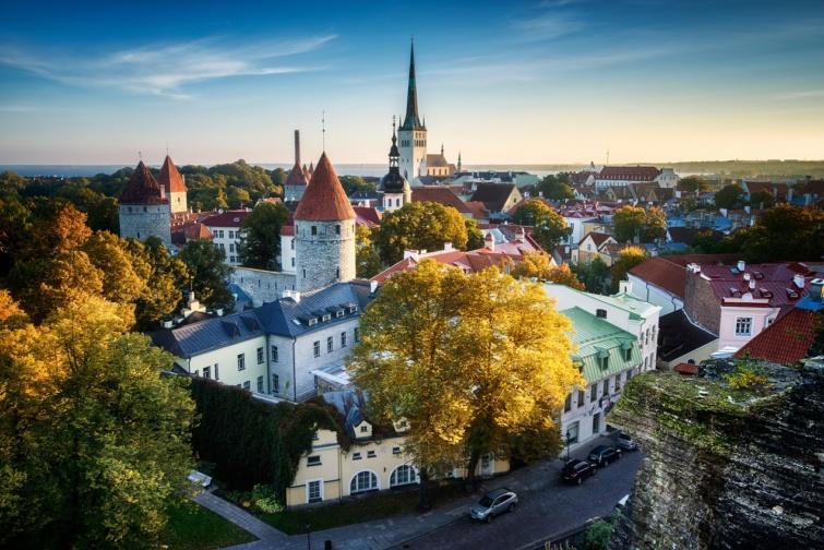 Észtország fővárosa, Tallin