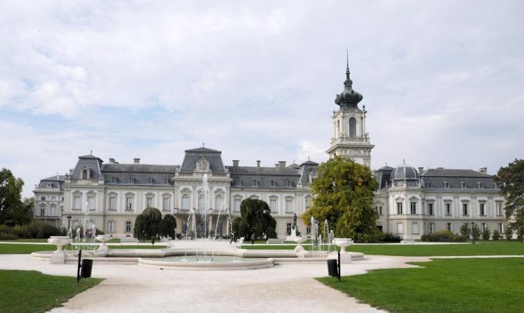 Keszthely - Festetics-kastély