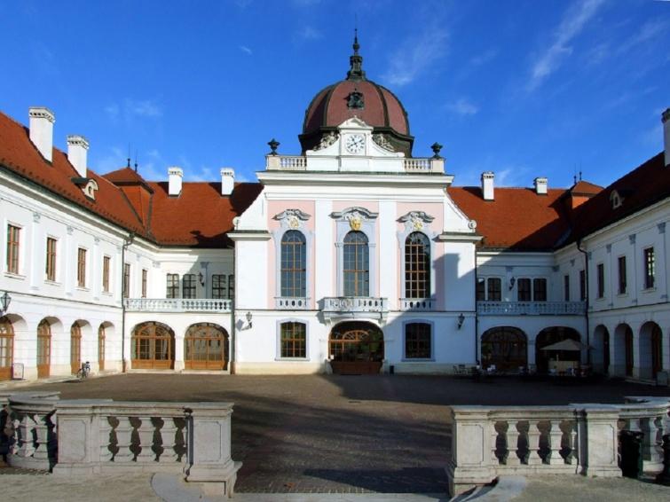 Gödöllő - A Grassalkovich-kastély