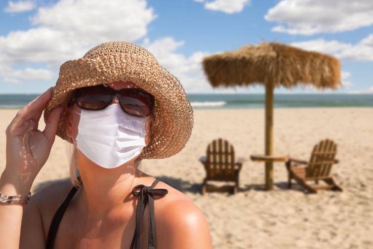 Strand koronavírus
