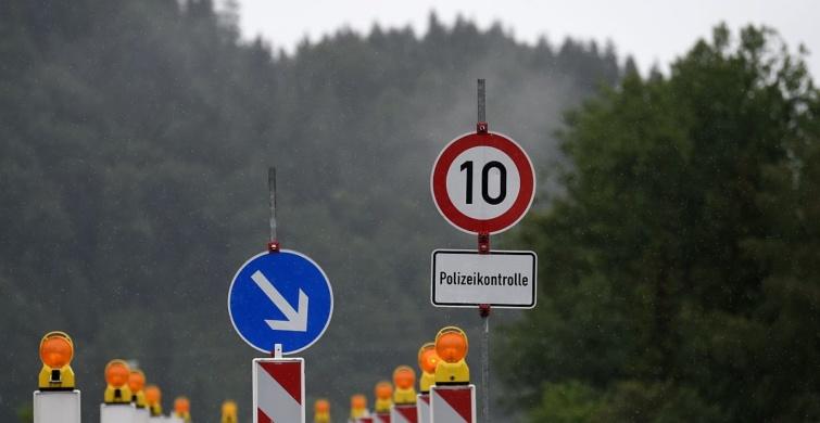 ausztria határellnőrzés