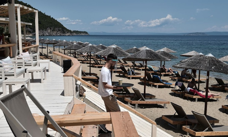 görögország tengerpart