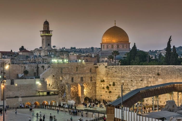 Jeruzsálem, Izrael