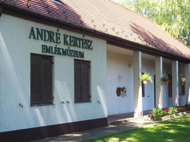 Szigetbecse, André Kertész emlékház