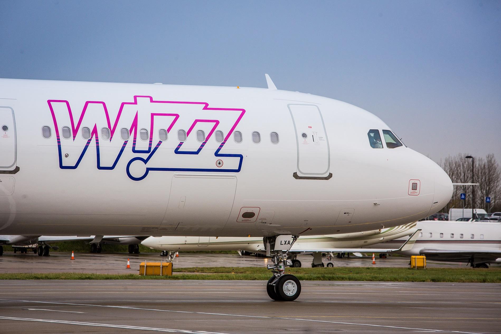 Tel Avivba indít járatot a Wizz Air