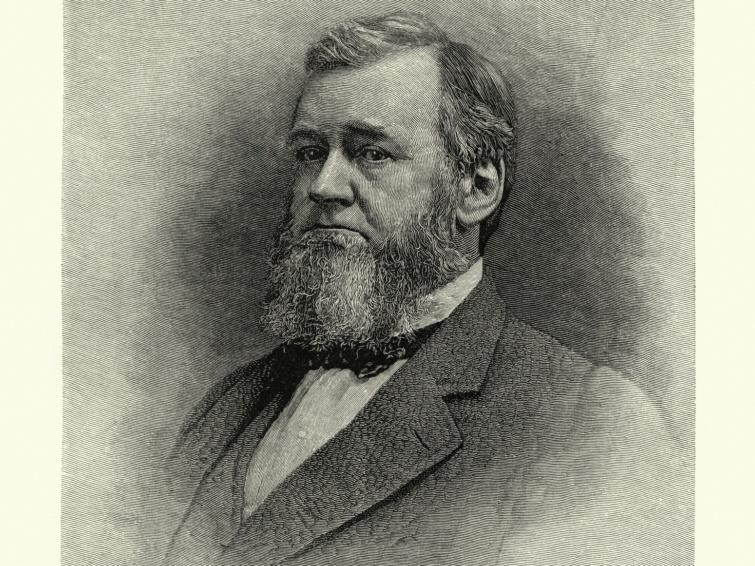 Spencer F. Baird (1823–1887)