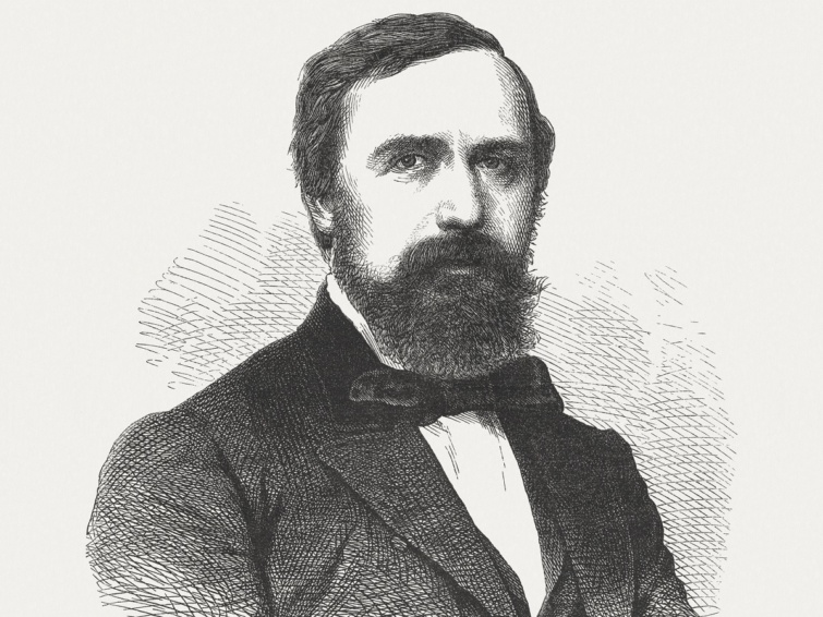 Xantus János (1825–1894)