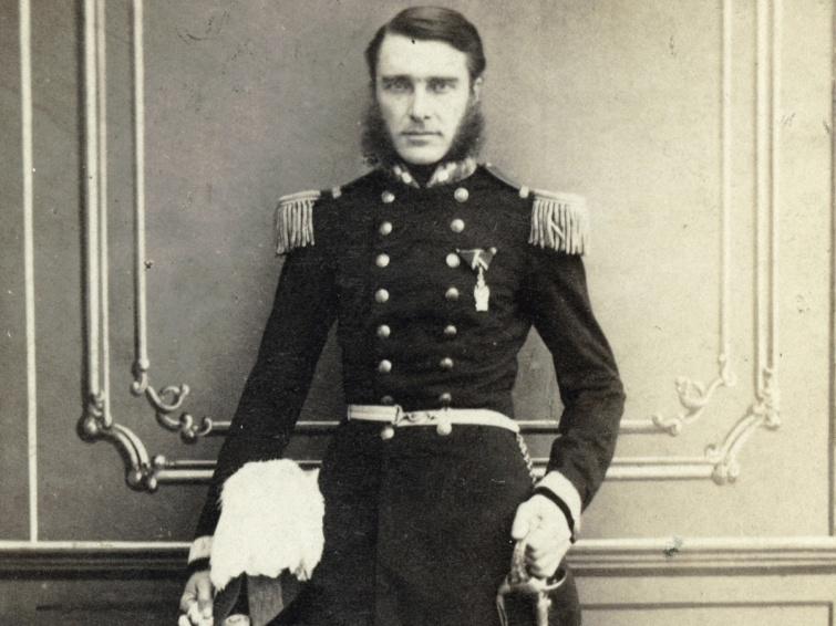 Karl von Scherzer lovag (1821–1903)