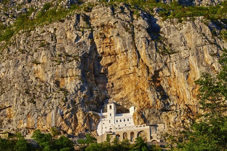 Az Ostrog kolostor
