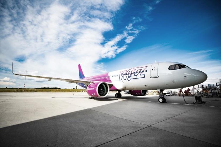 Bővít a Wizz Air Ukrajnában