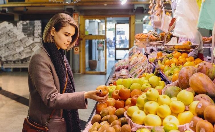 gyümölcs akció vásárlás bolt