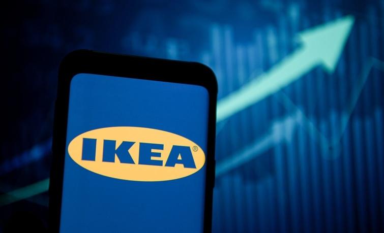 Nyaralós dobozokat árul a dubaji Ikea