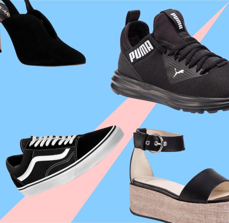 Cipők a nyárra