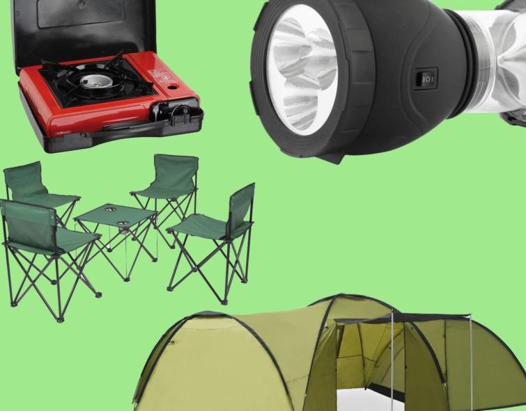 A legjobb kellékek a sátorozáshoz