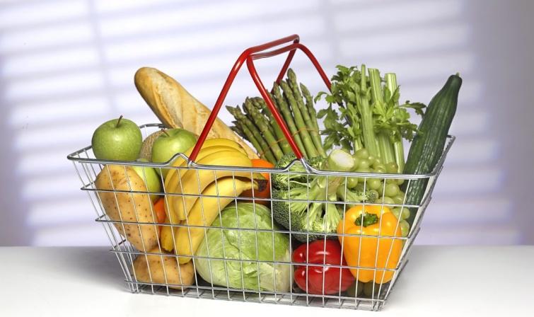Friss zöldségek és gyümölcsök tárolása