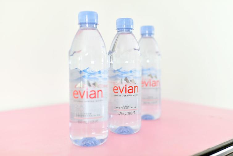 Evian ásványvíz