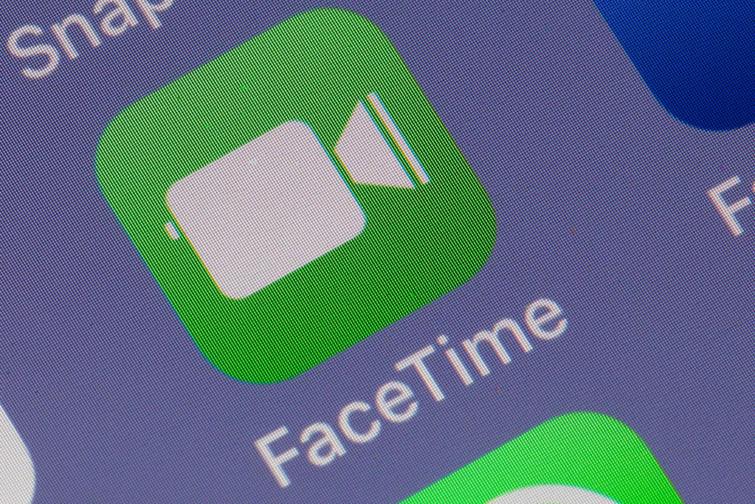 Facetime csoportos beszélgetés
