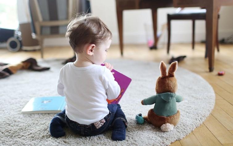 gyerek plüss játék
