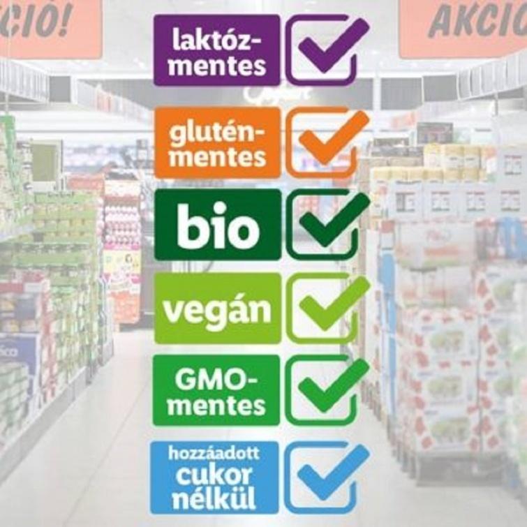 Külön jelölést kapnak a Lidl speciális termékei