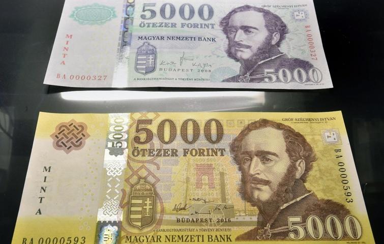 Régi 2000 és 5000 forintos bankjegyek beváltása: közel a határidő