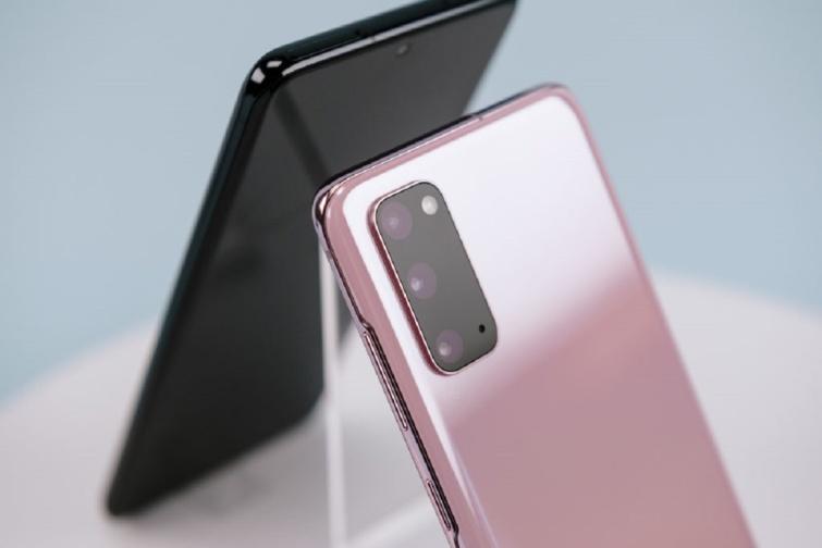 Samsung S20 okostelefon