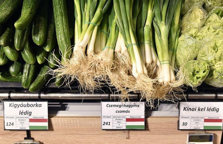 zöldség zászló jelölés