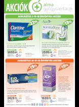 Alma Gyógyszertárak