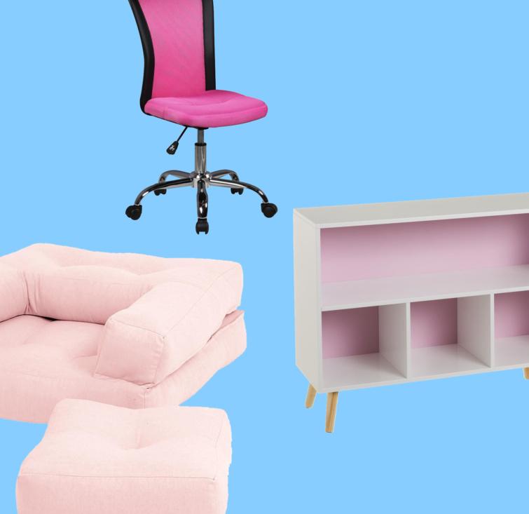 Bútorok a gyerekszobába