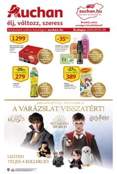 Auchan akciós újság