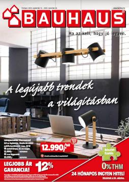 Bauhaus akciós újság